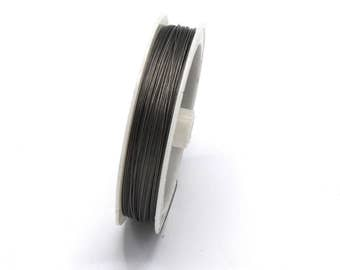 50 meters of stainless steel, stainless grix 0.45 mm FA01