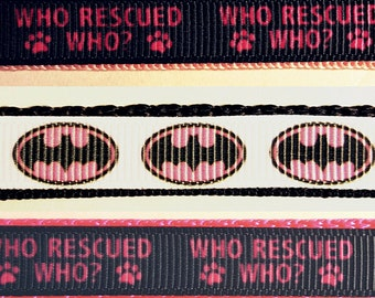 Small Collars, Extra small Collars, Cat Collars, Superheroes, Pet Rescue, Floral, Plaid, Pawprints, Colorful Collar, Mickey SALE, Music