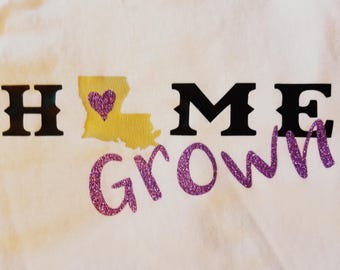La home grown shirt