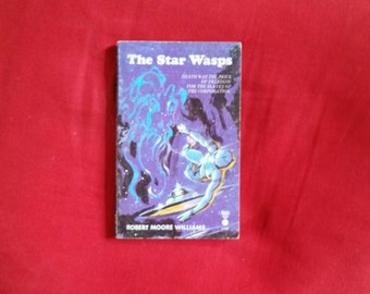 Robert Moore Williams - The Star Wasps (Priory Books - no date, likely 1960s)