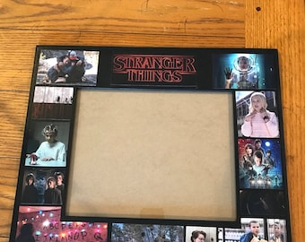 Stranger Things Frame