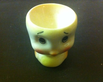 VINTAGE EGG CUP  Of A Baby