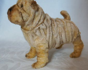 Soft toy dog breed Sharpay