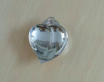 Tiffany & Co Sterling Silver Leaf Dish
