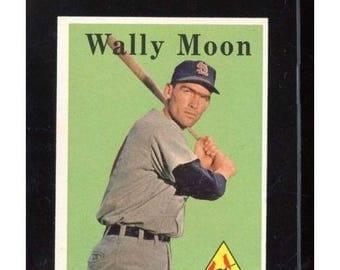 Vintage 1958 Topps Baseball #203 Al Walker GD-VG