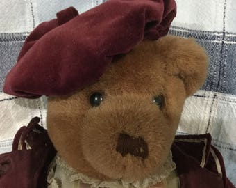 Turn of the Century Edition bear by Applause collector retired and  rare