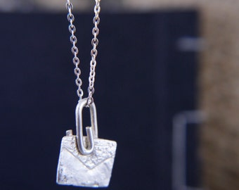 About love series - A love letter Necklace L105SCN