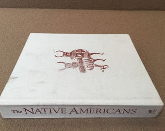 Native Americans ~ Coffee Table Book