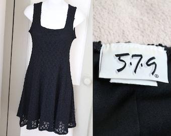 Perfect 90s Little Black Dress 579 LBD 5*7*9