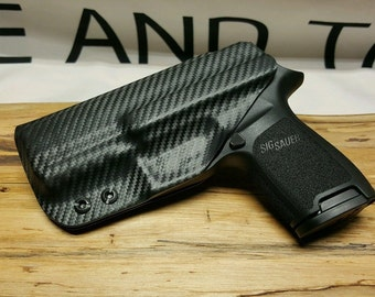 SIG P320 Compact Kydex IWB Holster ** Ready to Ship**Lifetime Warranty**BCF**