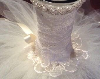 Wedding/Bridal Shower Custom Made Tull Centerpieces