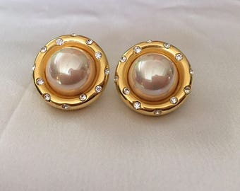 Nolan Miller earrings