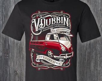 V Dubbin Single Cab Volkswagen VW Tee Shirt