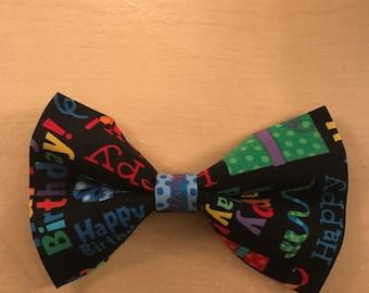 Happy Birthday Bow Tie