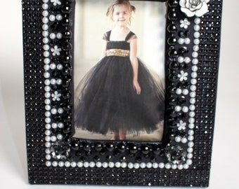 Princess Picture Frame, Photo Frame 4 x 6 inches (10.16 x 15.24 cm)