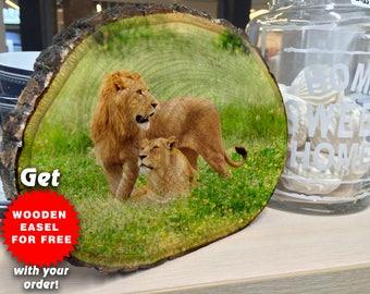 Lion Wall Art, Lion Art, Lion Print, Lion Decor, Lion First Birthday, Safari Nursery, Nursery Animal Print, African Animal, Lion Guard Party