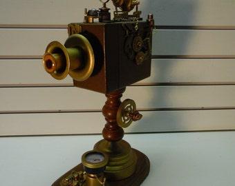 Camera , steampunk #104
