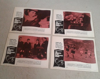 The Lonliness of the Long Distance Runner - Lobby Cards