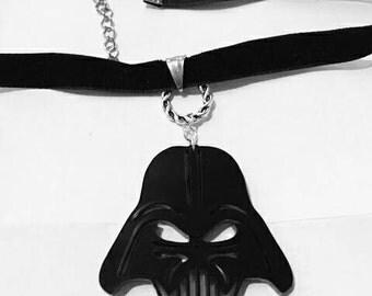 Darth Vader choker