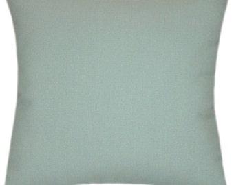 Sunbrella Spectrum Mist Indoor/Outdoor Solid Pillow