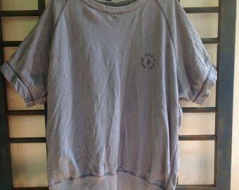 Sale 25USD Free Shipping Vintage Polo Ralph Lauren Pullover Sweatshirt/T Shirt