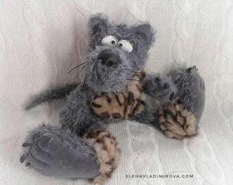 """17"""" Artist teddy WILD WOLF NEO 43 cm stuffed animal toy teddy friend teddy bear"""