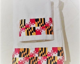 Maryland  Trim Twin XL Sheets  100% Cotton