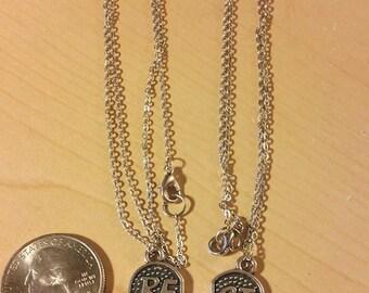 Best Friend Necklaces Silver
