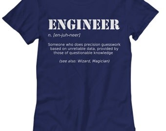 Engineer Gifts, Engineer t shirt, Engineer Shirt, Gifts for Engineers