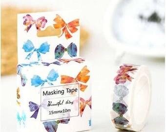 Washi Tape, Masking Tape, tape adhesive scrapbooking Bailey