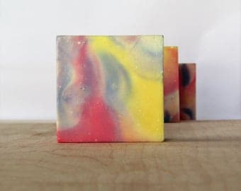 Beach Bum Sea Salt Soap