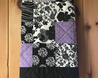 Purple Baby Quilt