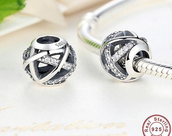 SALE - 925 Sterling Silver Galaxy Charm Gift For Her, Gift Ideas