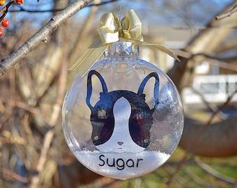 Custom Pet Ornament - Christmas Tree Ornament