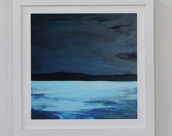 Moonlight - Print from original painting - Lucy Coker