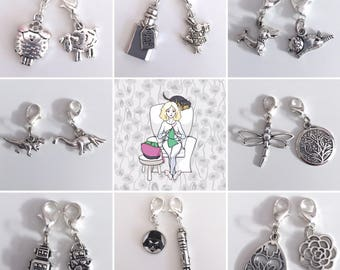 Charming Progress Keepers, Removable Stitch Markers