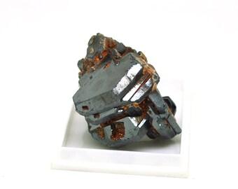 Rutile, 45mm, 78g hematite Epaxie