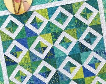 Magic Carpet Ride Quilt Pattern