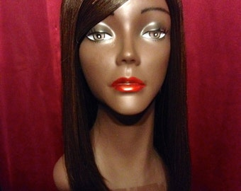 classic wrap style wig