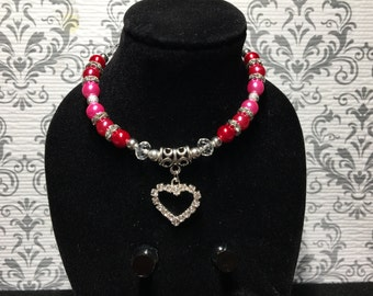 Heart collection (pink)