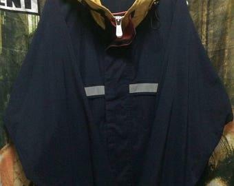 Sale Vintage Nautica Reflector Zip Hoodie Jacket