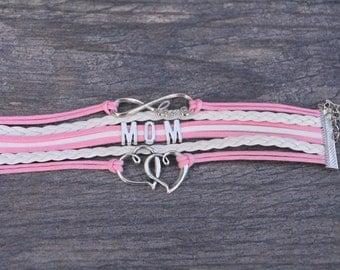 Mom Gift -Mom Bracelet – Mothers Day Gift - Birthday Gift - Perfect for Moms and Mothers Day Gifts