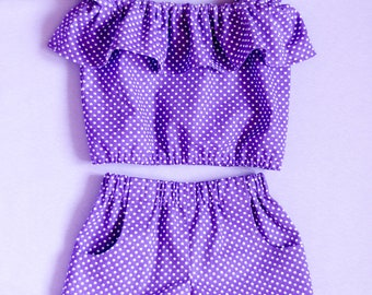 summer suit for girls