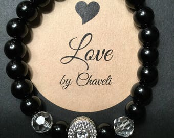 925 Pandora Style Radiant Splendor clear cz heart charm bead bracelet