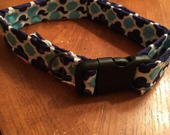Handmade large dog collar