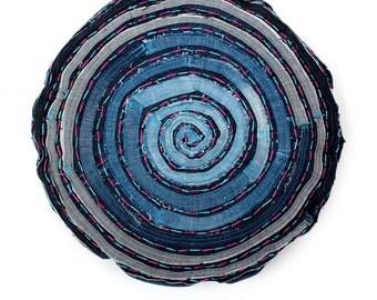 Denim Healing Pillow from Czech Republic