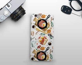 Bacon and Eggs Phone Case
