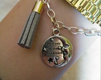 """Zamak """"I love you"""" bracelet bracelet"""