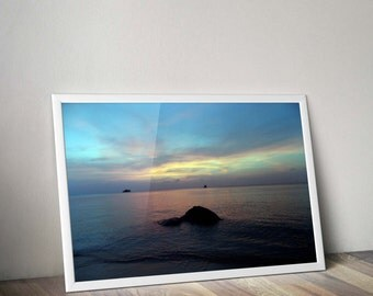 Original Photograph of a beach in thailand digital download