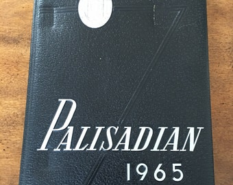 The Palisadian, 1965 Palisades High School Year Book, Kintnersville, PA